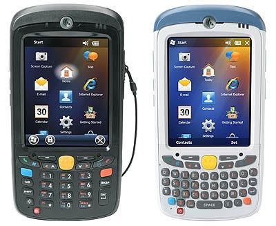 Motorola MC55 MC55A0 opis urządzenia